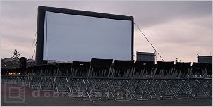 Auto-Kino-eu - chairs for audience