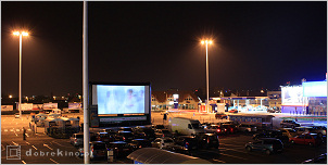 Auto-Kino-eu - high quality of outdoor projections